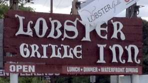 The Lobster Grille Inn in Shinnecock Hills, Southampton,