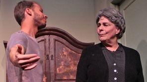 Ben Schnickel and Diana Marbury star in
