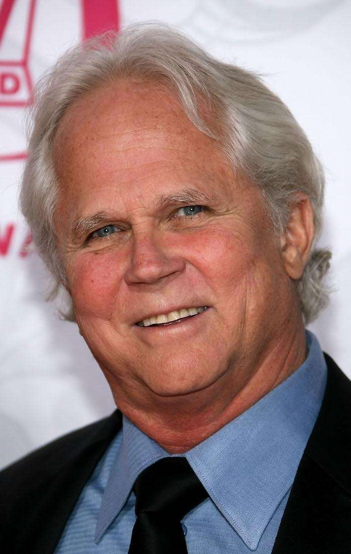 Actor Tony Dow, best known for his role