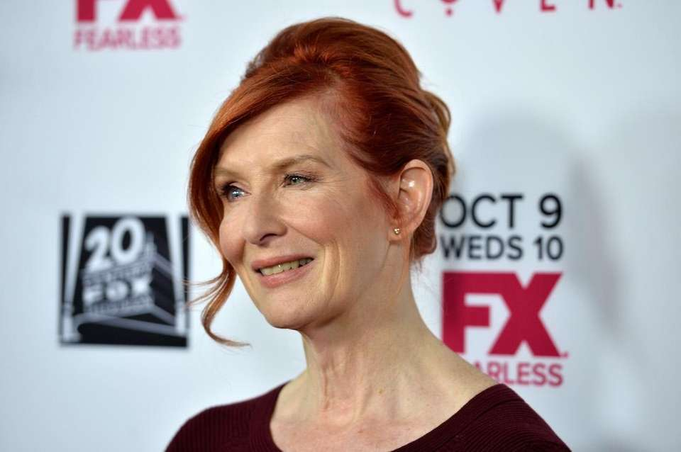 Frances Conroy, of