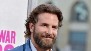Bradley Cooper arrives at the Los Angeles premiere