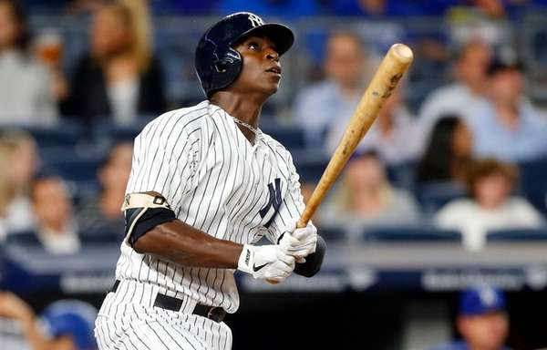 Didi Gregorius hits one of his 20 home