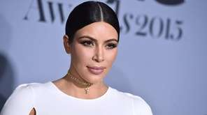 Kim Kardashian's redacted police report was published by