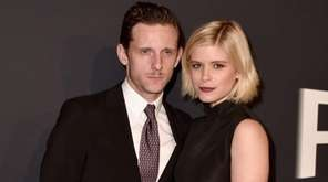 Jamie Bell and Kate Mara are engaged, Mara's