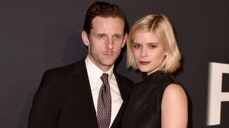 Jamie Bell and Kate Mara are engaged, Mara's