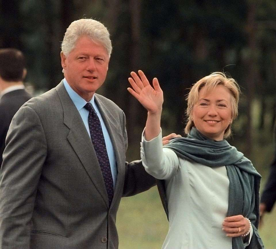 On Aug. 30, 1999, President Bill Clinton and