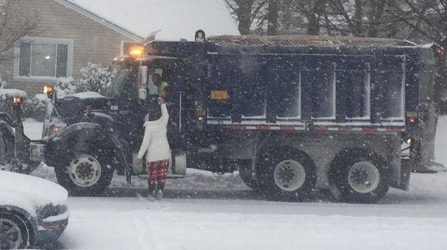 Long Island weather: 'Blizzard watch' Monday night to ...