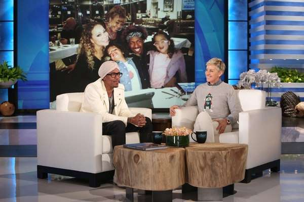 Nick Cannon discusses Mariah Carey's New Year's Eve