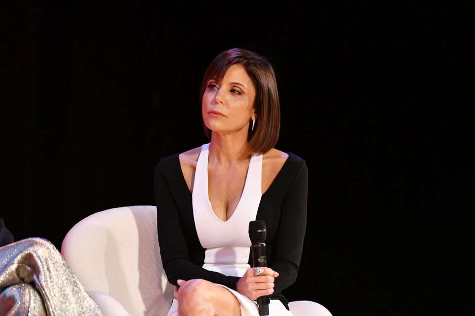 Bethenny Frankel speaks onstage during the THRIVE with