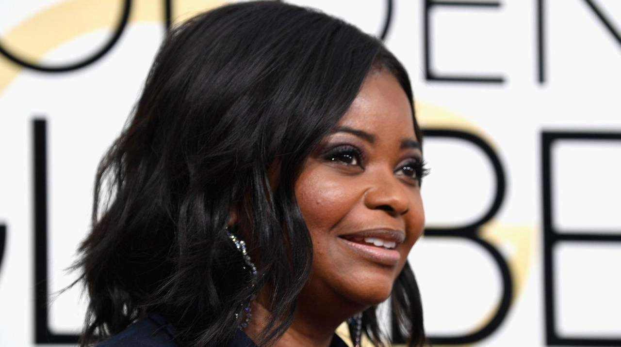 Octavia Spencer also thanked African-American Greek fraternal organizations