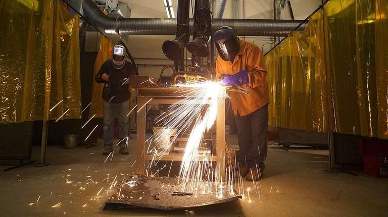 Long Island manufacturers are hopeful that a $2.9