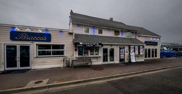 Bracco's Clam and Oyster Bar in Freeport, seen