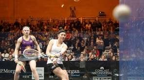 Amanda Sobhy #7 seed in the Tournament of