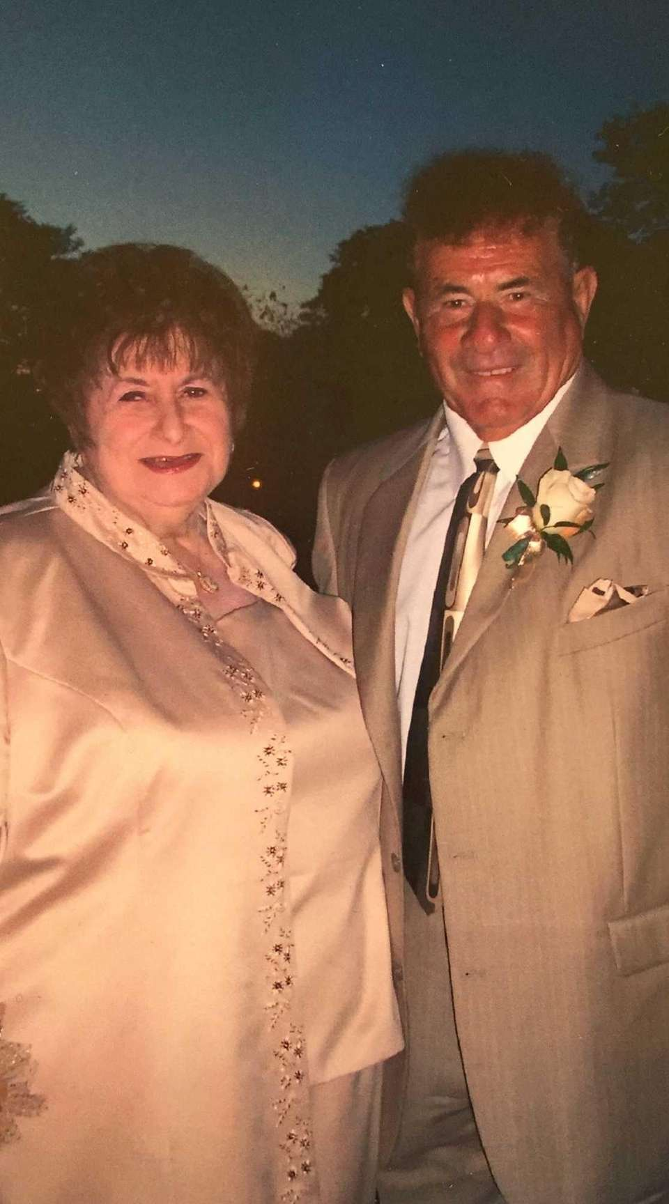 Vincent and Lorraine Barone of North Woodmere believe