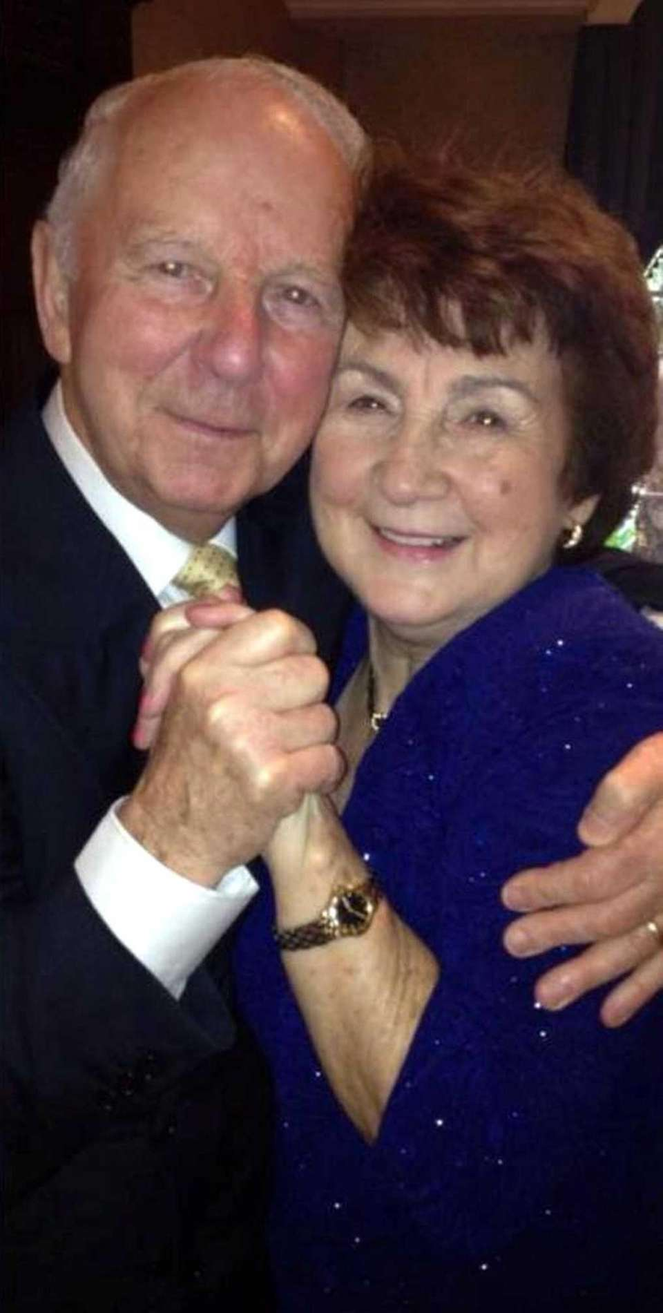 Desmond and Mary Ann