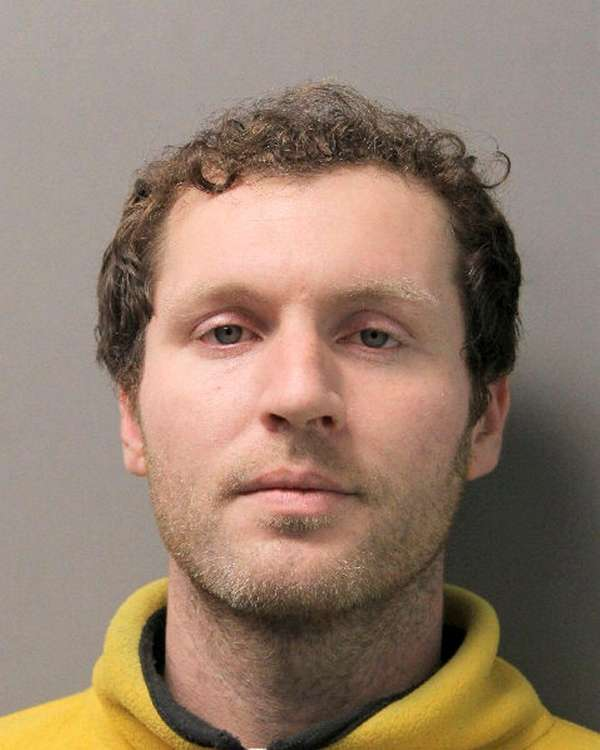 Joseph Monaco, 30, of Lynbrook was arrested and