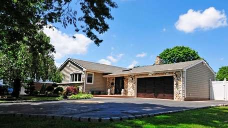 This Commack ranch is listed for $499,000 in