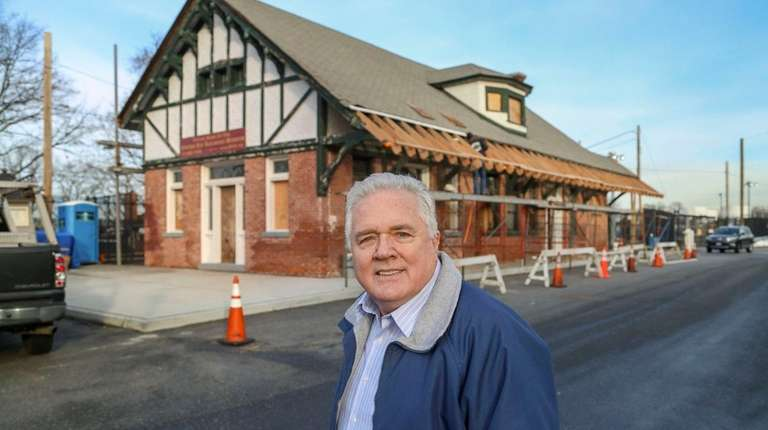 Author, historian and preservationist Dave Morrison is helping