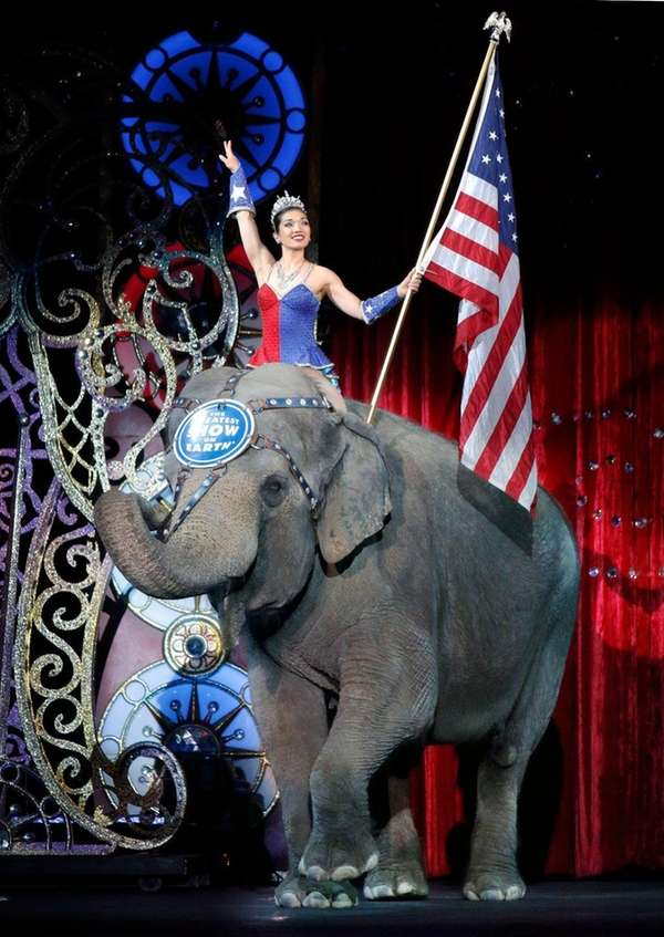 A Ringling Bros. and Barnum & Bailey Circus