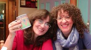 Joanna Faber and Julie King, who met growing