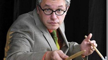 Drummer Matt Wilson will host a Jazz on