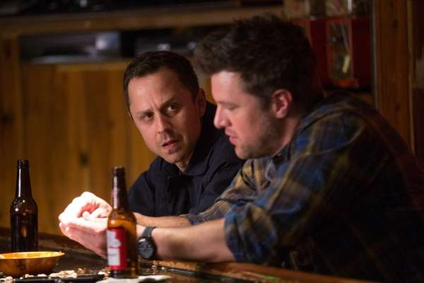 Giovanni Ribisi and Shane McRae in Amazon's