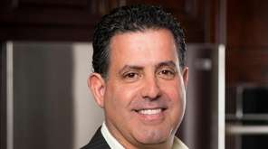 Salvatore Ferro of Commack, president and CEO of