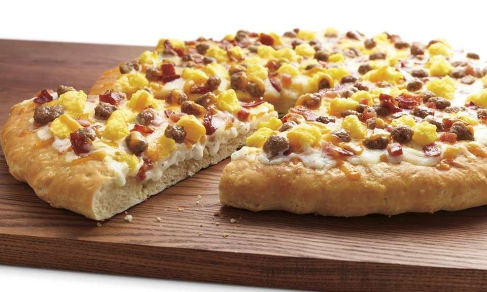 In 2017, 7-Eleven introduced breakfast pizza to its