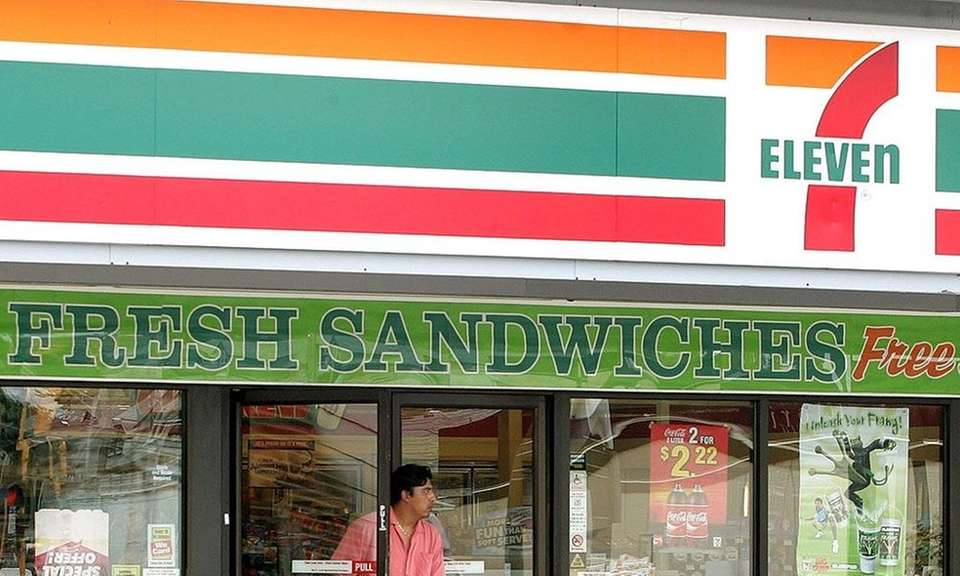 7-Eleven was named the top franchise of Entrepreneur's
