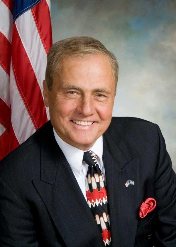 Sen. John Bonacic (R-Mount Hope), chairman of the