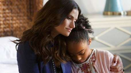 Idina Menzel and Sania Victoria star in