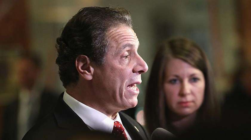 Gov. Andrew Cuomo met with Donald Trump on