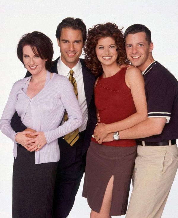 The original cast of