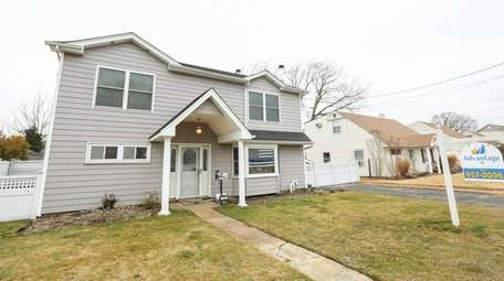 The home for sale on Roxbury Lane in