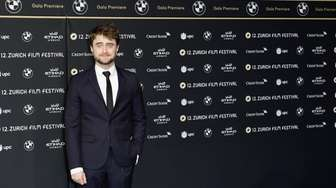 Daniel Radcliffe attends the 'Imperium' premiere during the