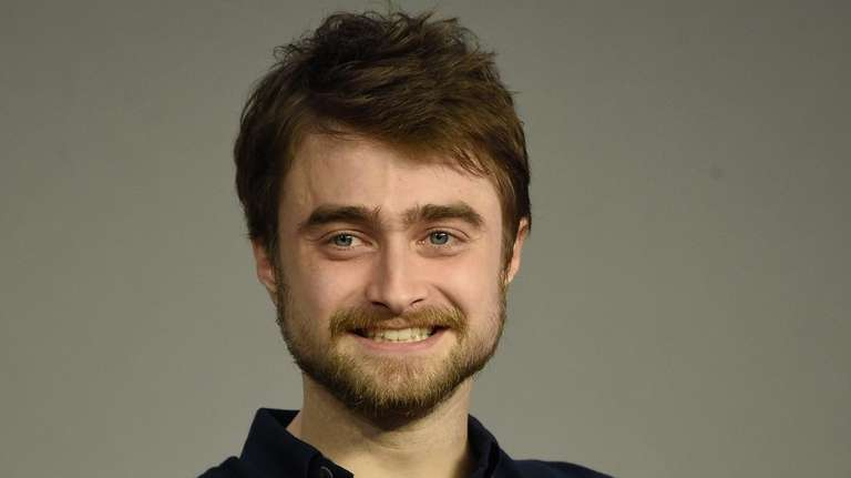 Daniel Radcliffe attends The Apple Store Presents: Daniel