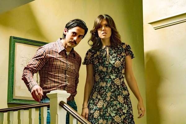 Milo Ventimiglia and Mandy Moore star in