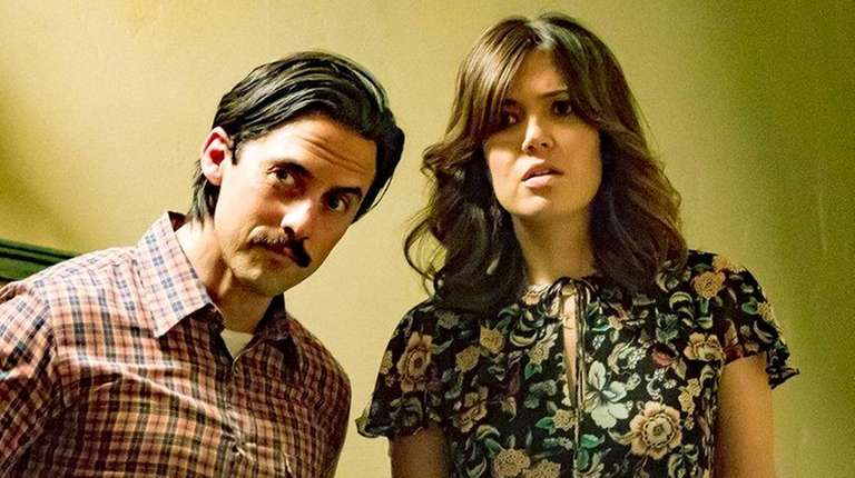 Milo Ventimiglia and Mandy Moore star in