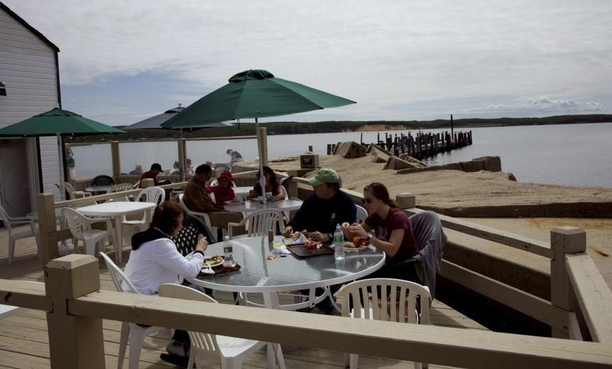 June 14, 2009 - Montauk, NY - Lunch