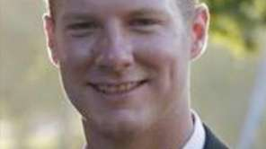 Brian Conners, 25, of Centerport, who combined his