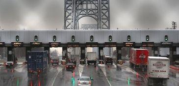 New toll regulations affect the George Washington Bridge