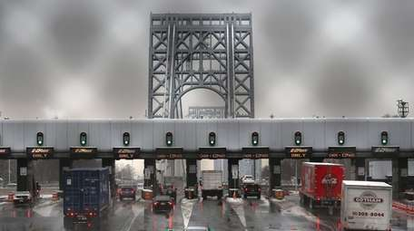 New toll regulations affect the George Washington Bridge