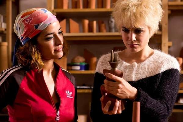 Inma Cuesta and Adriana Ugarte in