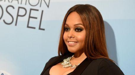 Singer Chrisette Michele attends BET Celebration Of Gospel