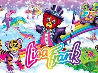 Lisa Frank's characters are coming to the big