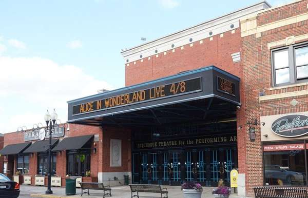 The Patchogue Theatre for the Performing Arts is