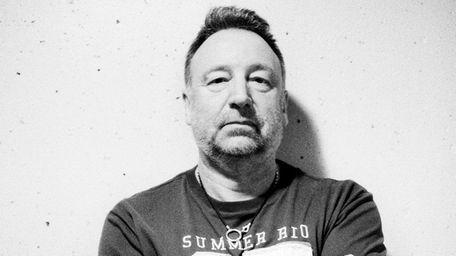 Peter Hook, former bassist for Joy Division and