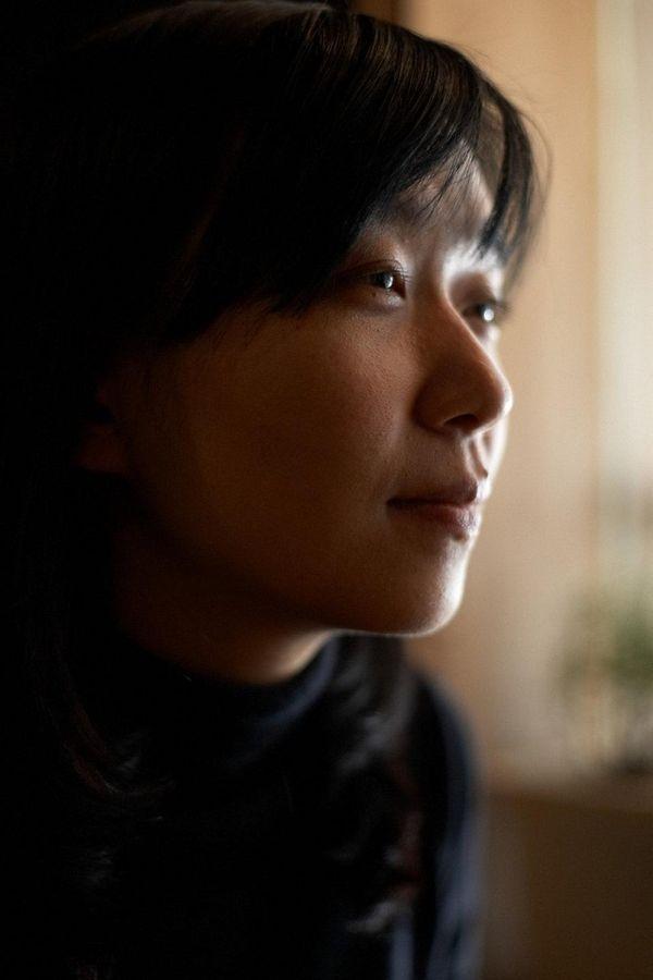 Han Kang, author of
