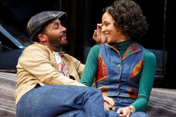 André Holland and Carra Patterson star in