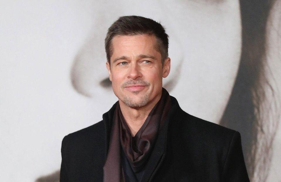 Actor Brad Pitt joined Ryan Gosling in writing